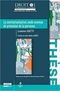 Couverture du livre concernant la contractualisation